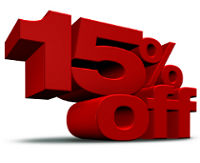 15% Off 12 Months Annual Saver